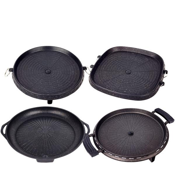 Korean Bbq Stovetop Gas Grill Plate